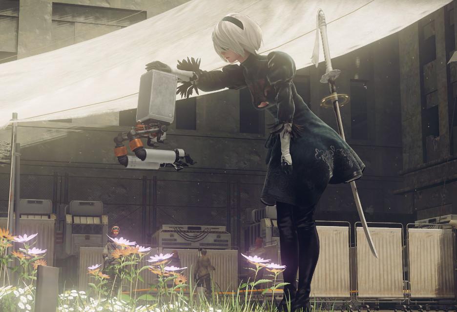 Распродажа игр издателя Square Enix в Steam