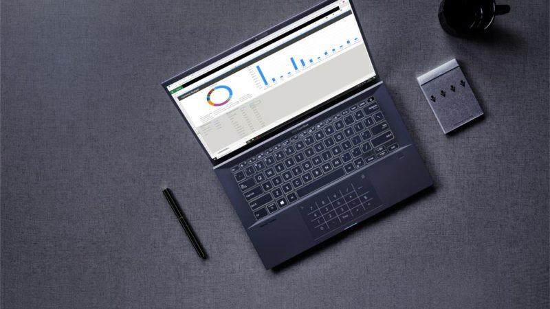 ASUS ExpertBook B9 (B9450) уже доступен в России
