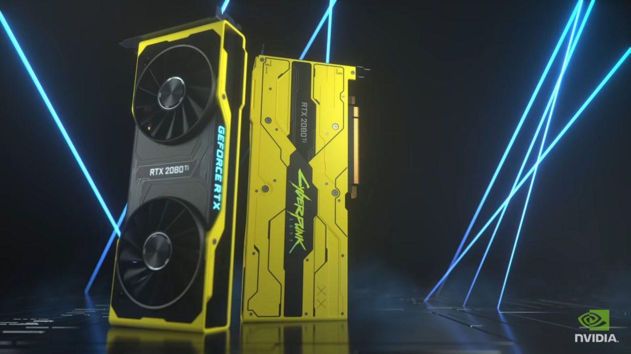 Nvidia разыграет лимитированную версию RTX 2080Ti