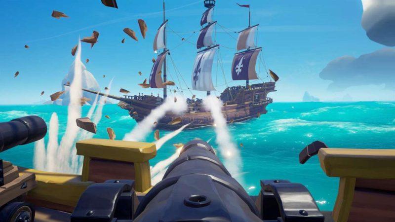 В Море Воров появится новый тип оружия