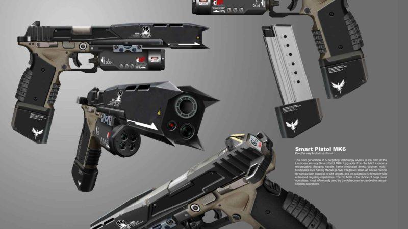 Датамайнеры нашли в Apex Legends MK6