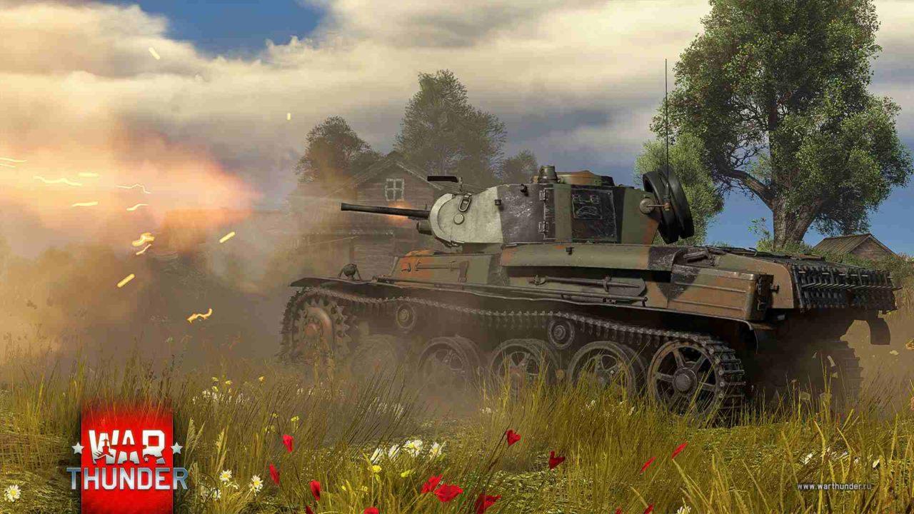 Шведские танки, советский крейсер и американский штурмовик приходят в War Thunder