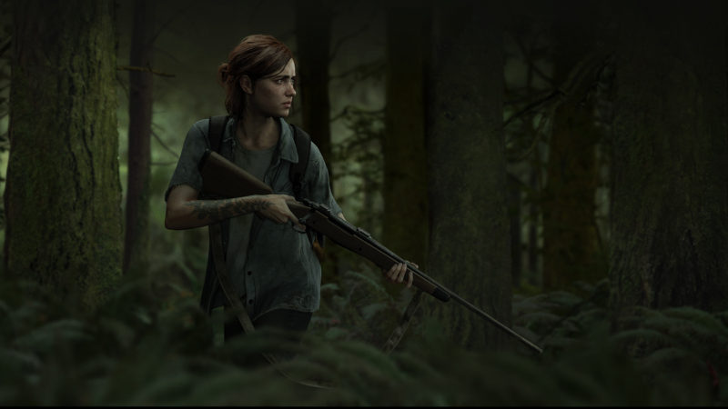 Полное прохождение The Last of Us: Part 2 от нашего подписчика
