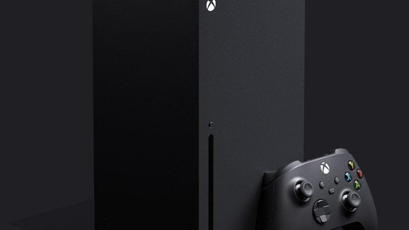 Xbox Series X должна была выйти в конце августа