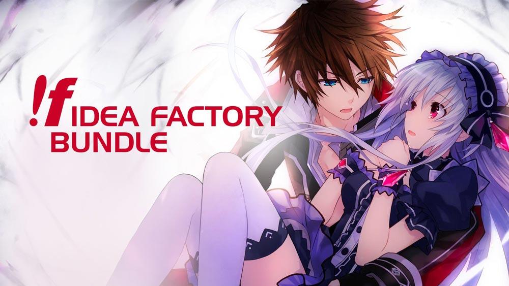 8 игр студии Idea Factory за 759 рублей