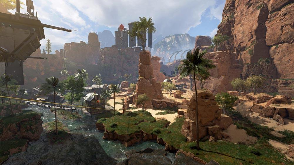 Kings Canyon возвращается в Apex Legends