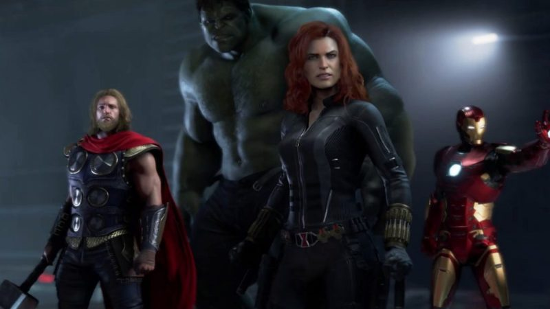 SPOILER ALERT! В сеть утек список достижений к Marvel's Avengers
