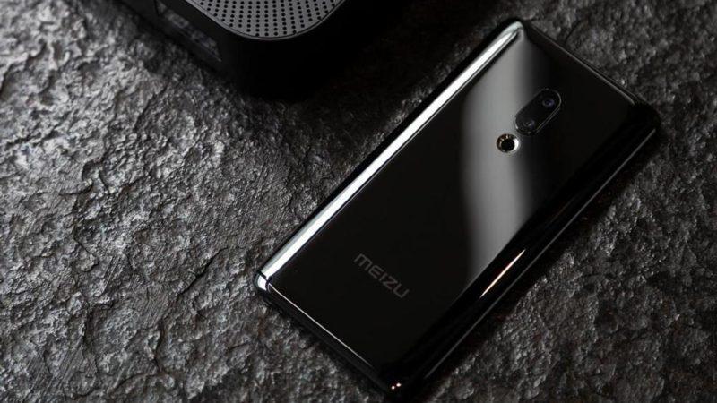 Бездырочный Meizu Zero получил награду iF 2020 за дизайн