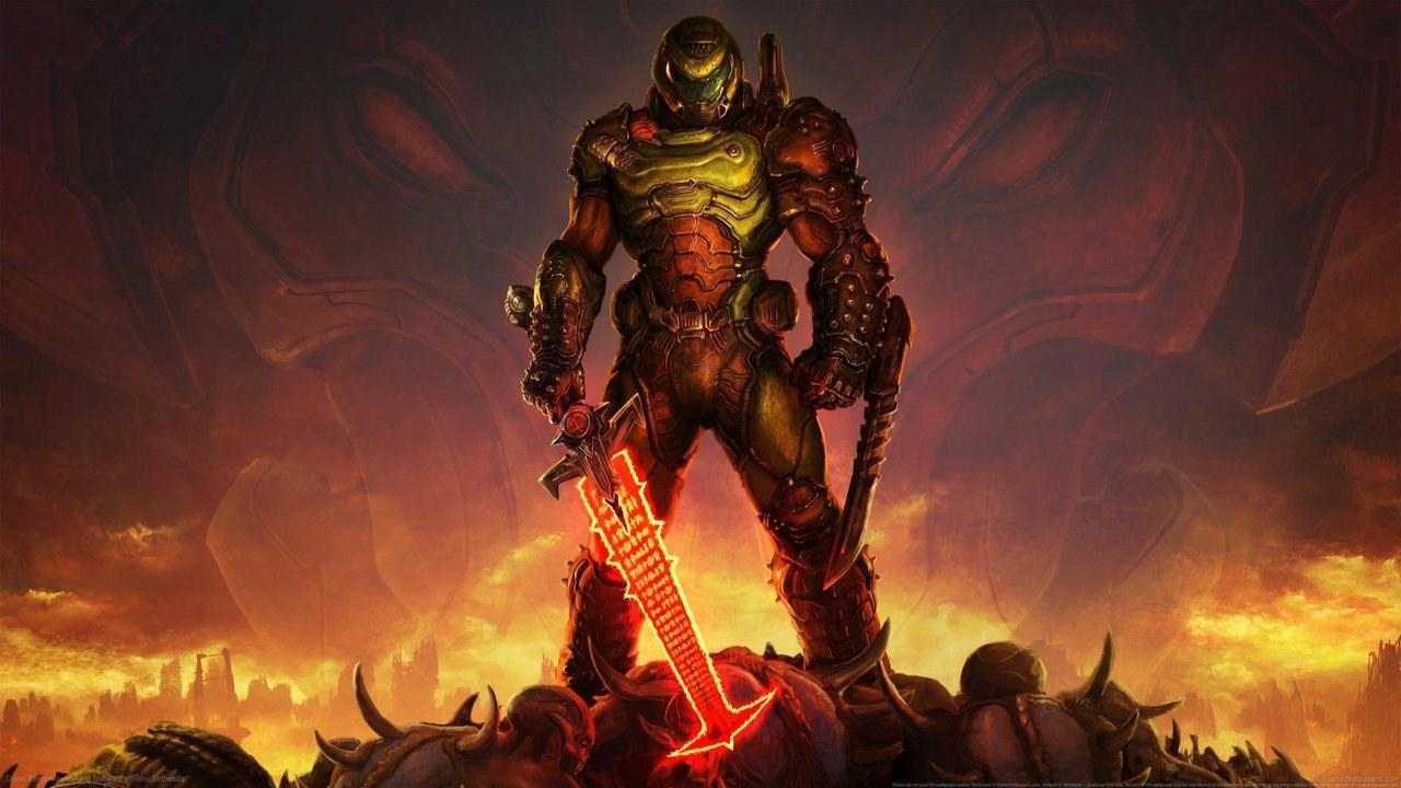 Хотите сделать себе демонический меч из Doom Eternal?