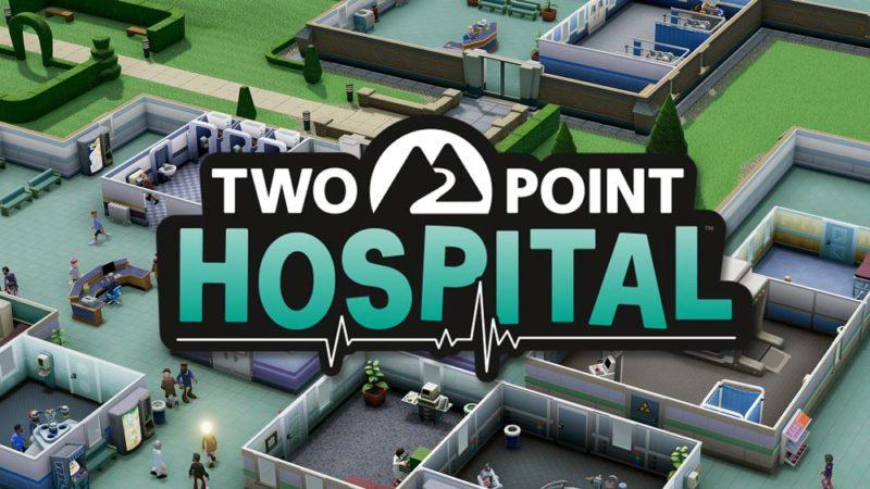 Two Point Hospital приходит на консоли