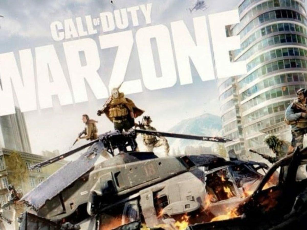 Call of Duty: Warzone выйдет 10 марта