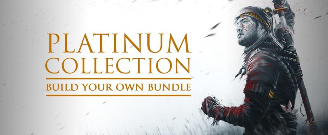 Соберите свой набор из трёх игр за 749 рублей