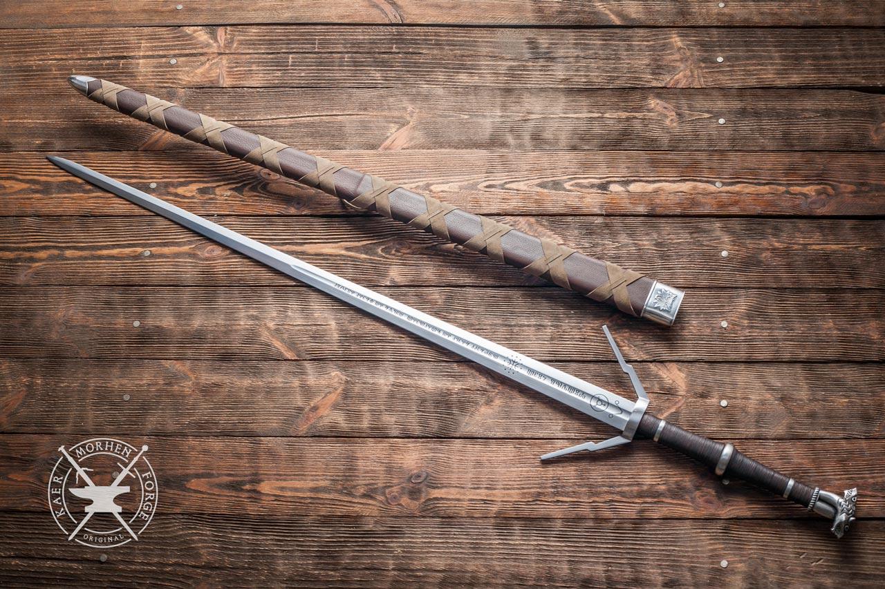 что меч ведьмака фото механический