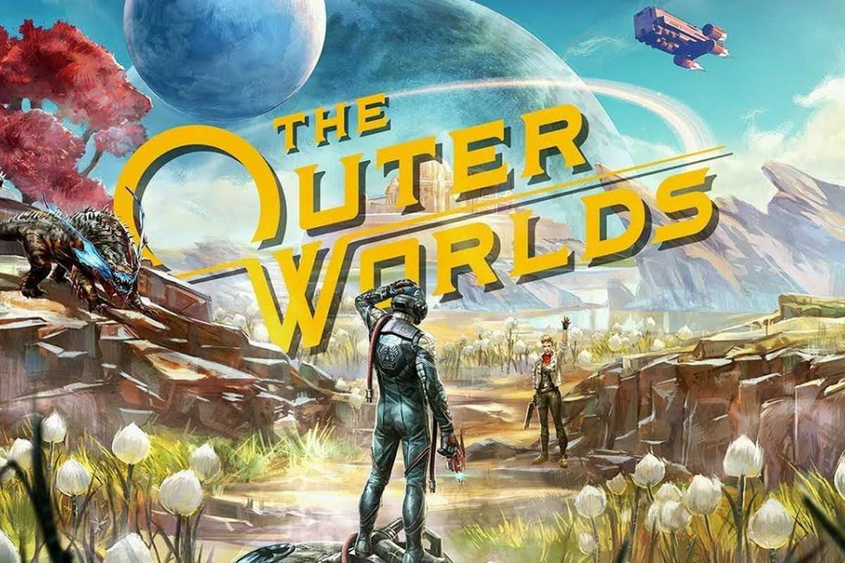 The Outer Worlds для Switch задерживается