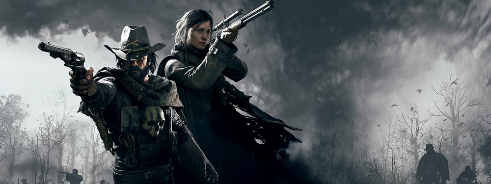 Hunt: Showdown вышла на PlayStation 4