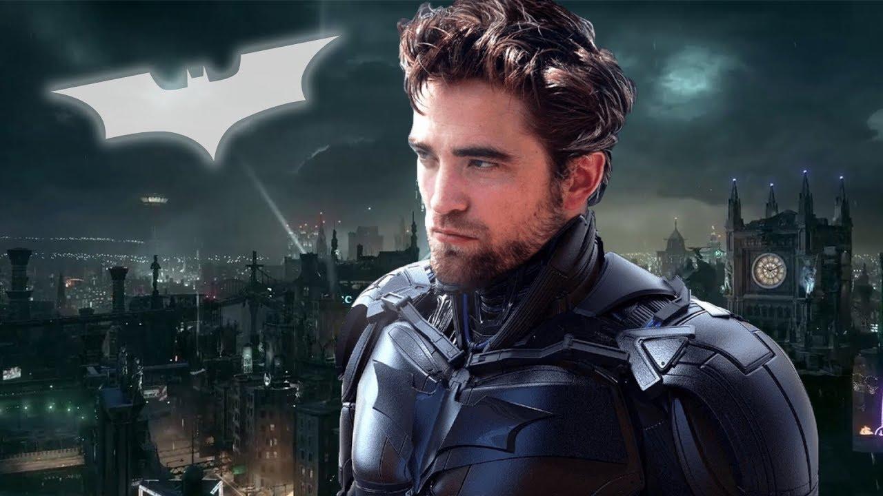 Мэтт Ривз опубликовал первый взгляд на Роберта Паттинсона в костюме Бэтмена