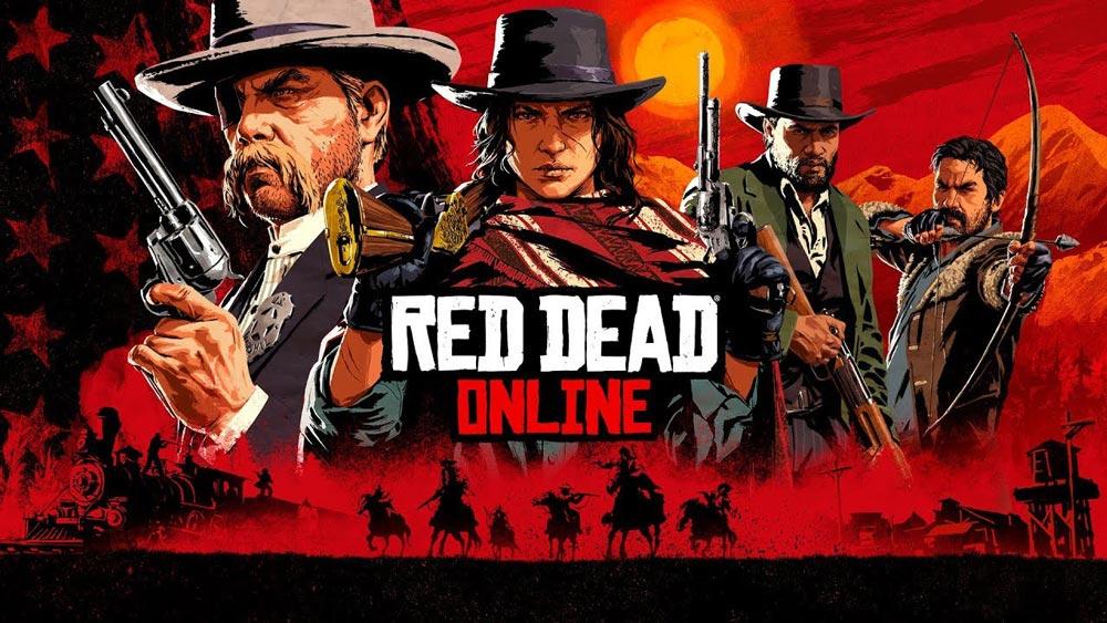 Двухглавый скелет нападает на игроков Red Dead Online