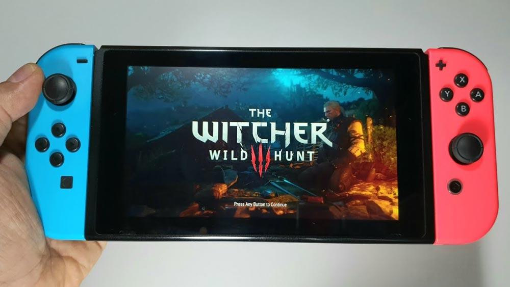 Ведьмак 3 получит перекрестное сохранение на Switch