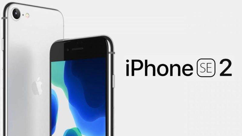 Apple представит iPhone SE 2 в конце марта