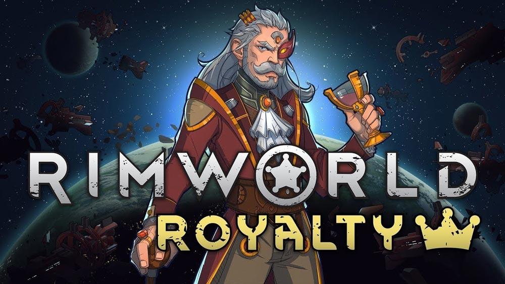 Вышло обновление Royalty для RimWorld
