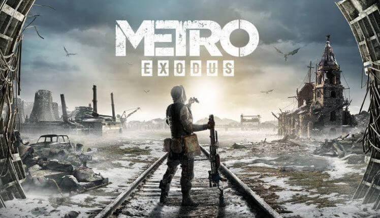Metro: Exodus на подходе в Steam