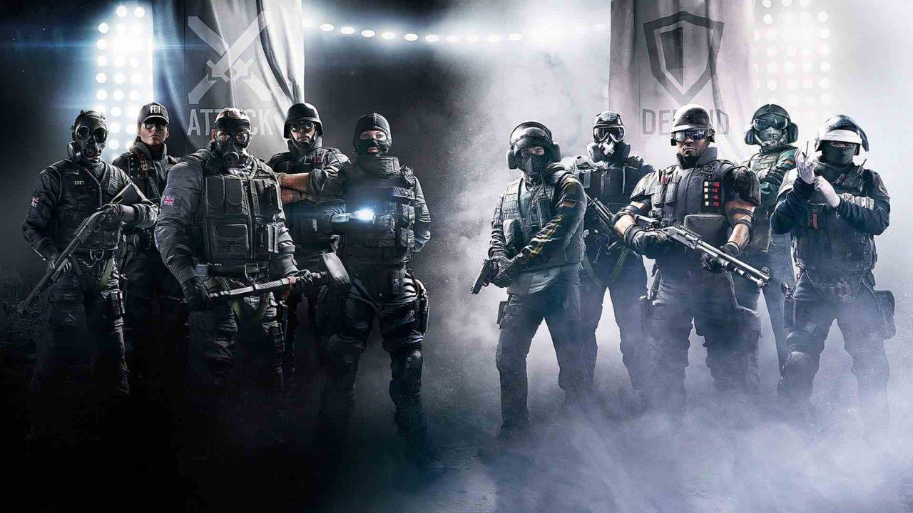 Rainbow Six Siege показывает пример играм-сервисам