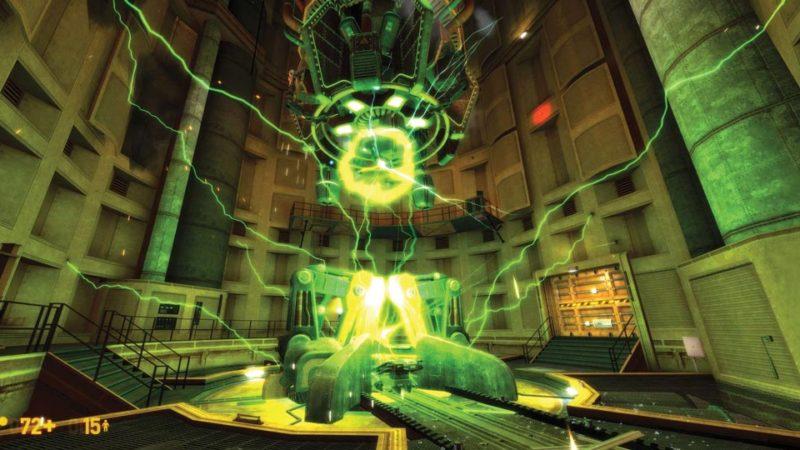 Black Mesa каскадные резонанс