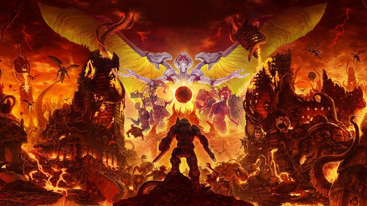 IGN представил новый трейлер DOOM Eternal