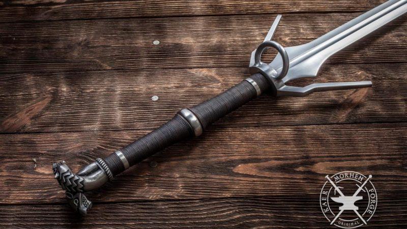 Теперь вы можете получить настоящий меч Геральта из Ривии.
