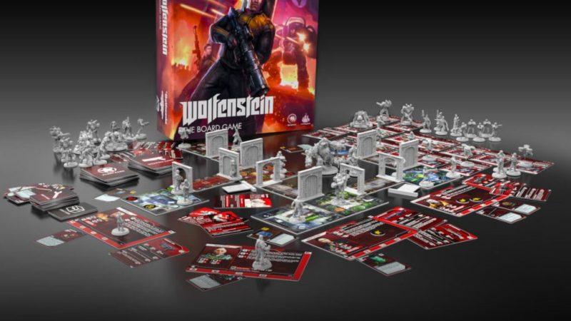 По мотивам Wolfenstein появится настолка