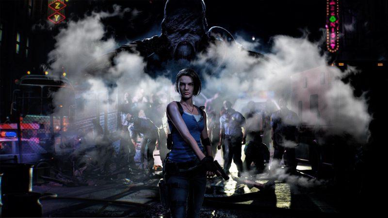 15 минут геймплея Resident Evil 3 Remake