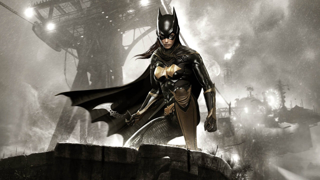 Анонсирована фигурка Бэтгёрл из Batman: Arkham Knight от Hot Toys