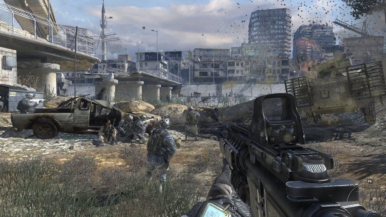 В сеть раньше времени попала информация о ремастере Call of Duty: Modern Warfare 2