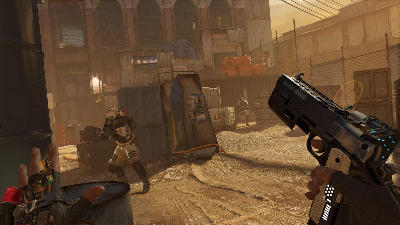 Half-Life: Alyx уже можно предзагрузить