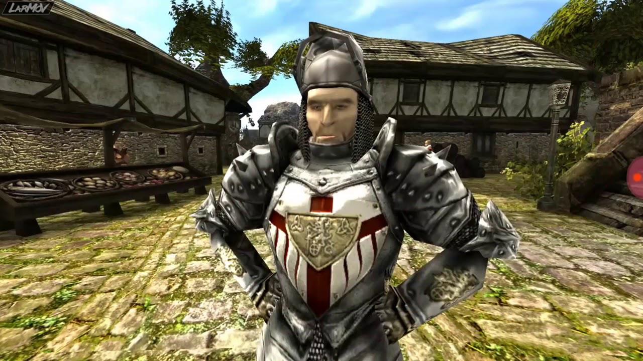 Геймплей масштабной модификации «Хроники Миртаны» для Gothic II