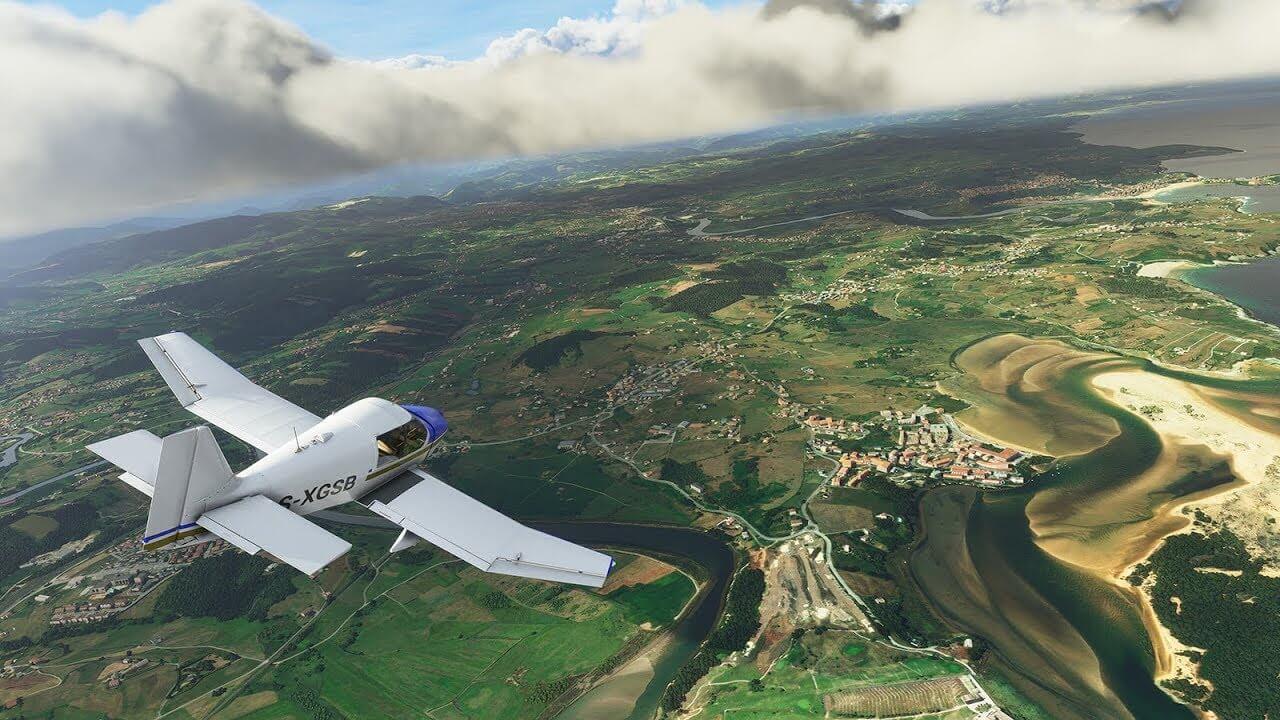 Каким будет мультиплеер в новой Microsoft Flight Simulator