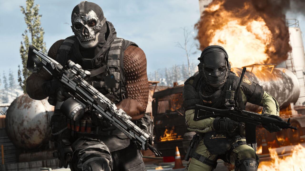 Состоялся официальный анонс Call of Duty: Warzone