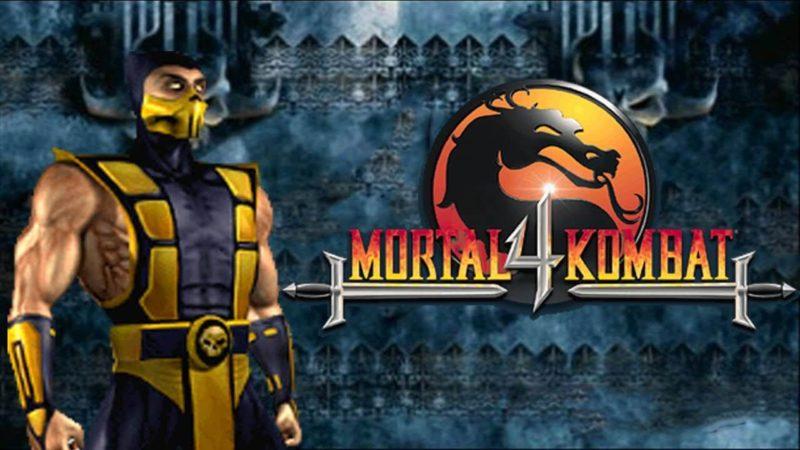 В GOG для покупки доступен Mortal Kombat 4