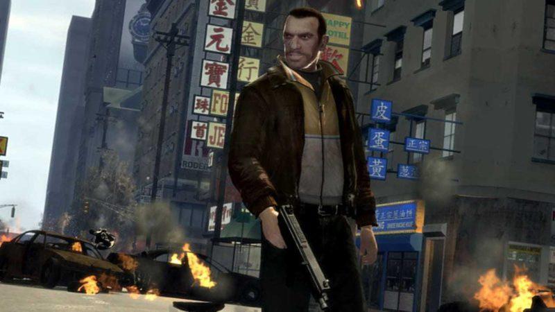 Чётвертая часть Grand Theft Auto снова в Steam