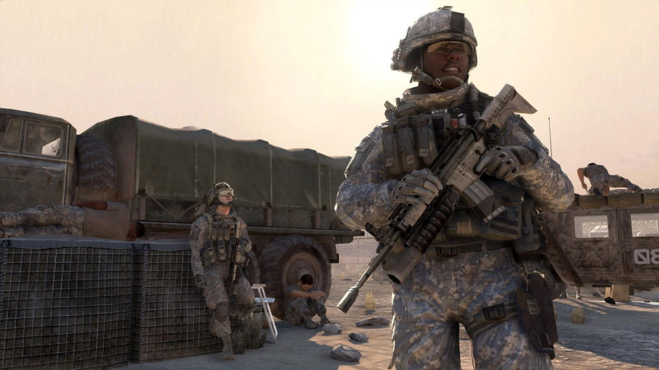 Ремастер кампании CoD: Modern Warfare II уже доступен для покупки