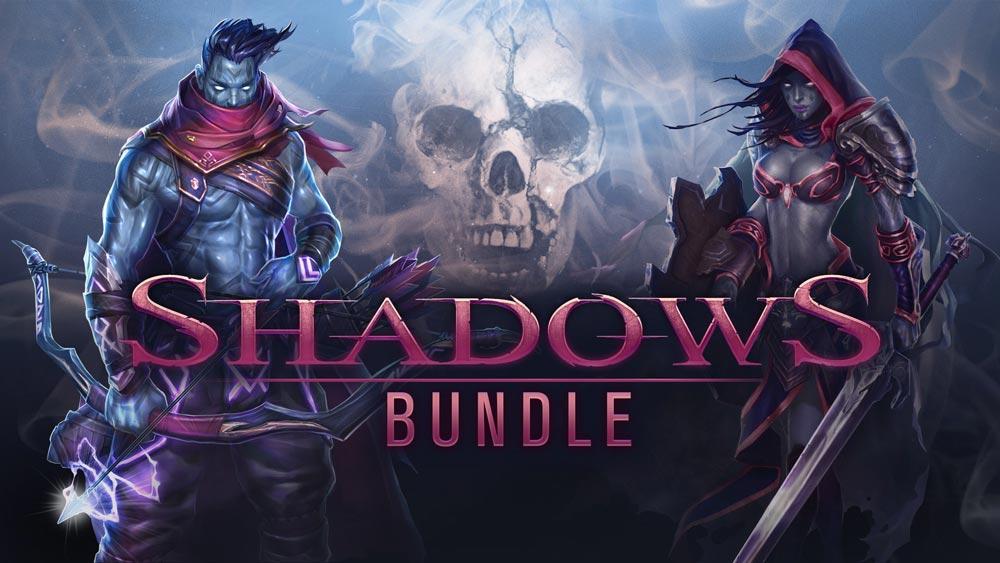 Купите 2 игры Shadows и 4 DLC к ним за 1316 рублей