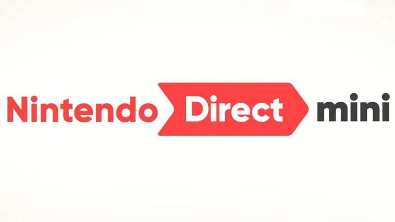 Nintendo опубликовала Direct Mini
