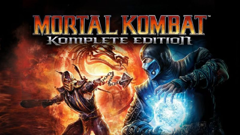 Mortal Kombat исчезла из Steam