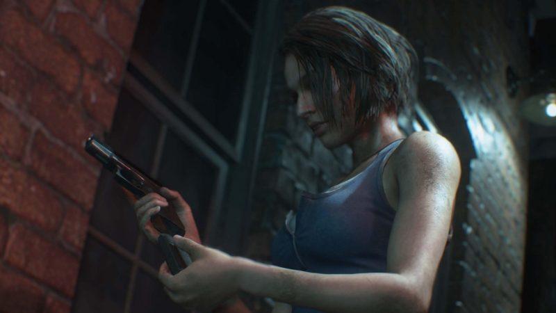 Прямая трансляция Resident Evil 3
