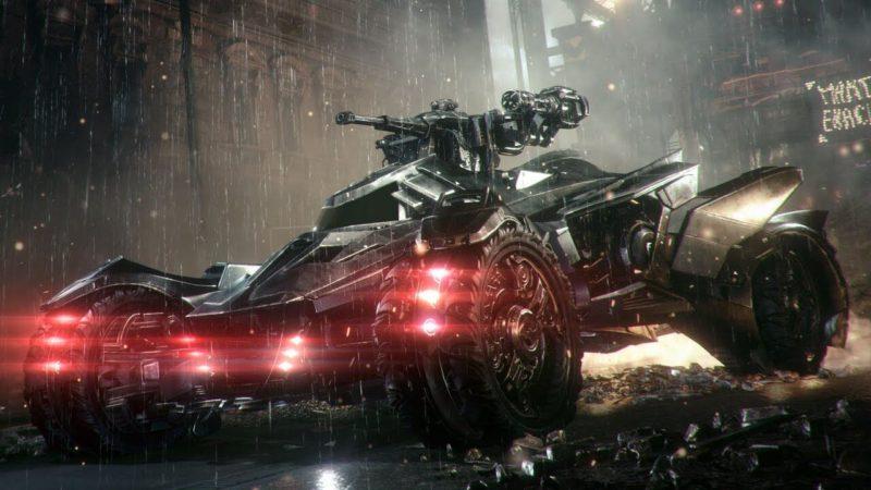 Режиссёр «Бэтмена» опубликовал первые кадры с бэтмобилем