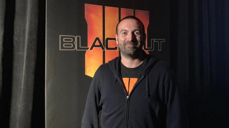 Джейсон Бланделл покидает Treyarch