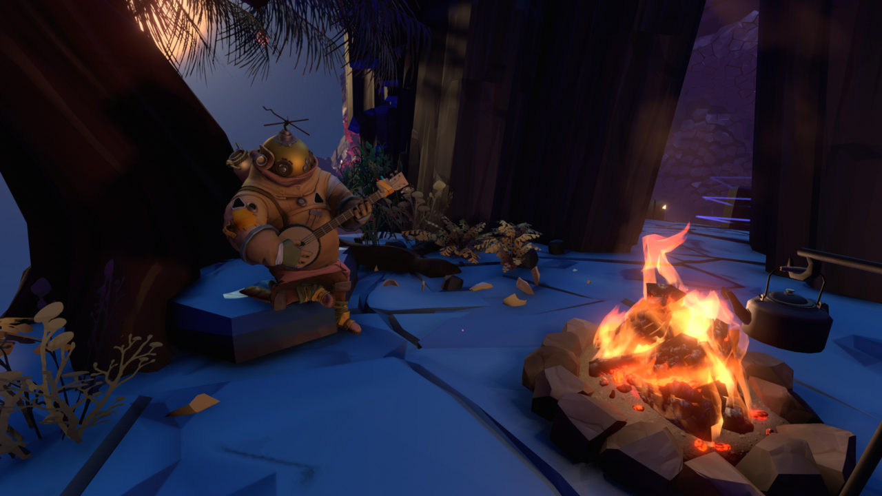 Outer Wilds выйдет в Steam