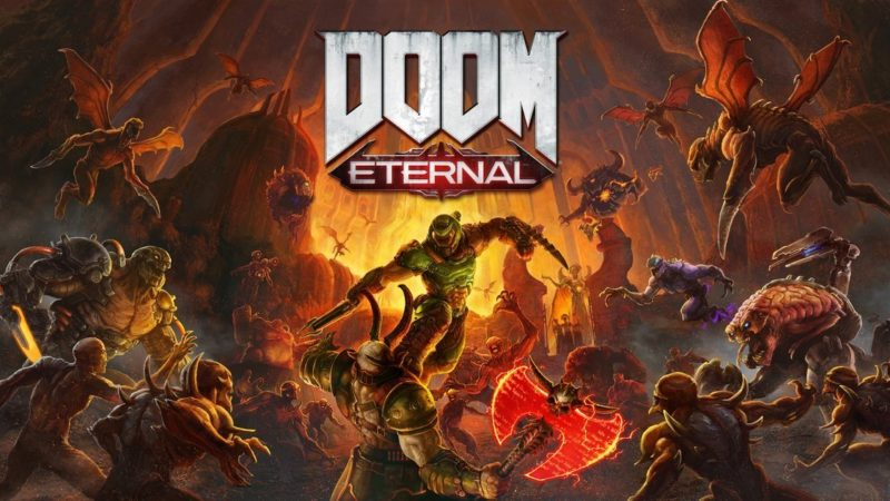 Как звучит DOOM Eternal