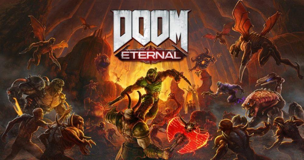Разработчиков DOOM Eternal пригласили посмотреть на спидран