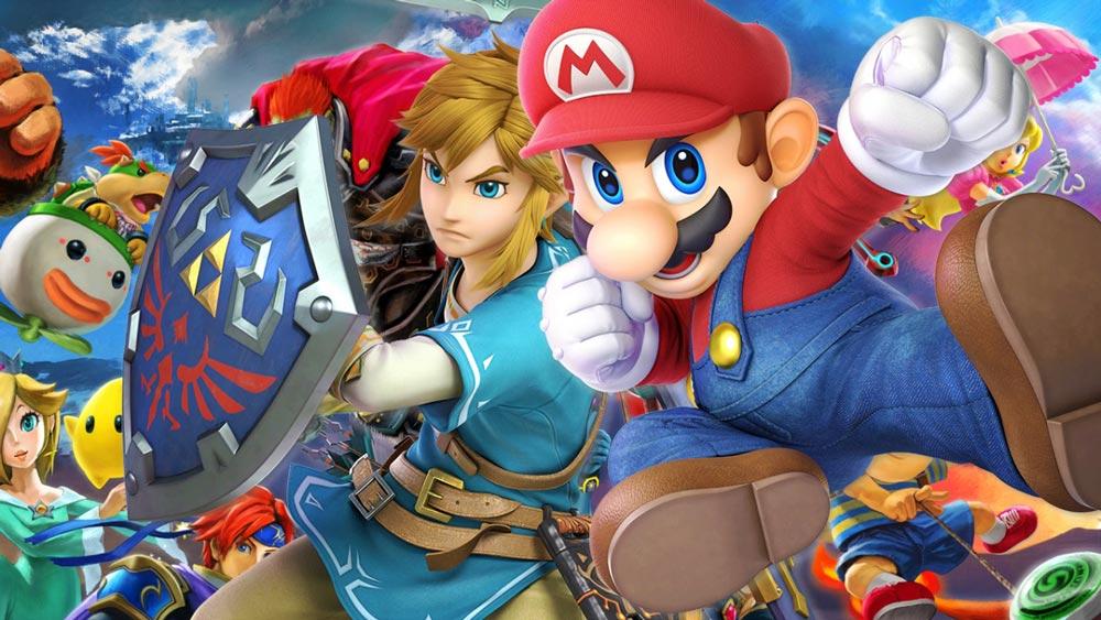 Super Smash Bros Ultimate теперь доступна для игры на PC